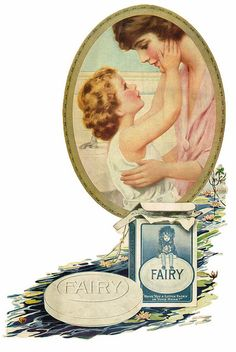 1919 ad for Fairy Soap