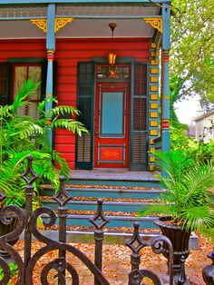 bright and beautiful in NOLA