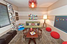 Kids Room by Laura Wiedmann Interior Design. Scottsdale, AZ.