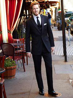 Modern Black Tie, Tallia Black Slim Fit Tuxedo http://www.menswearhouse.com/looks/occasions/formal/modern-black-tie-Formal+Look+2S13