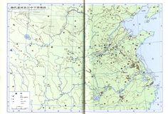 商代黃河長江中下游地區