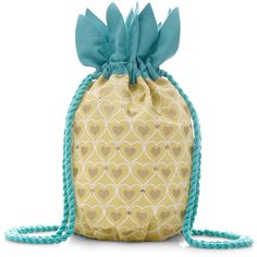 Accessorize Pineapple Backpack ($23) ❤ liked on Polyvore featuring bags, backpacks, sequin backpack, beige bag, decorating bags, pineapple bag and backpack bag