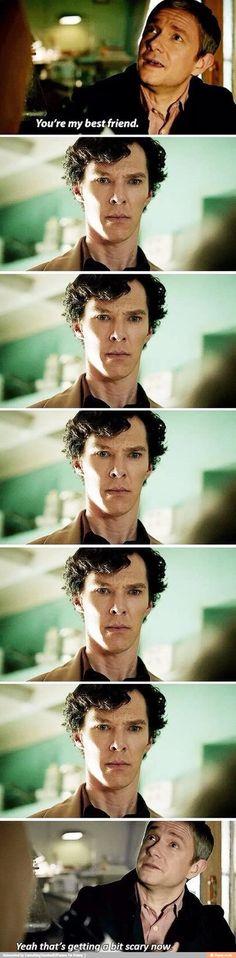 Sherlock / iFunny :)