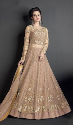 bc576ac3cb 11 Best dresses images in 2019 | Indian gowns, Anarkali dress ...