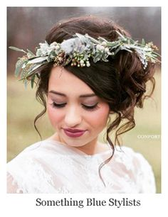 Hair Comes the Bride Affiliate Stylist - Something Blue