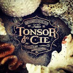 Du style et des bonnes manières # #tonsor #tonsor_cie #tonsorcie #gentlemenssocialclub #dustyleetdesbonnesmanieres  #barbe #barbier #barber #barbershop #barberworld #men #menstyle #fashion #fashionmen #frenchtouch #ruebouquières #france #carmes #toulouse #conceptstore #typo #logo #design #summer #sea #shell #coiffeurtoulouse #barbiertoulouse