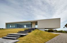 Modern and Minimalist Design by the Firm FGR Architects