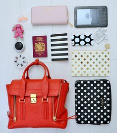 What to pack in your carry on bag