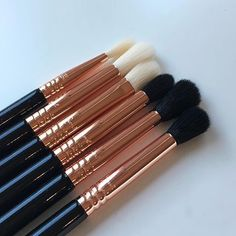 Can't go wrong with these copper beauties! ✨ #sigmabeauty Shop these babies at the link in our bio. Photo: @sophielollipop #sigmabrushes