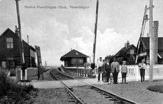 Spoorweg Vlaardingen Oost