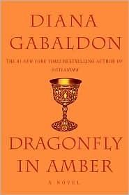 Dragonfly in amber....next book I read.