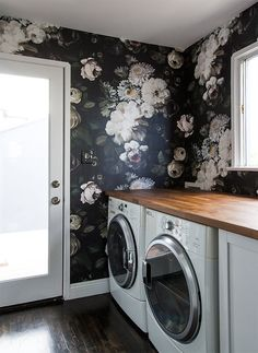 Laundry room update | Sarah Sherman Samuel | Bloglovin