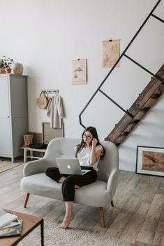 Elevate Your WFH Wardrobe with Jogger Pants. Traditional Clocks, Led Wall Clock, Relax, Wooden Staircases, When You Sleep, Happy Women, Home Free, Jogger Pants, Modern Living