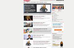 Klant: Weigt Watchers, Campagne: Oproep afvallen met Angela Veronicamagazine.nl Redactioneel