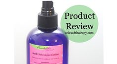 Annabelle's Perfect Blends Leave In Conditioner Review relaxedthairapy.com