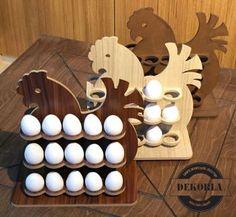 dekorLa tasarım atölyesi gıdak yumurta rafı  ML-198