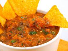 Sos de legume mexican (Salsa Ranchera)