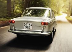 award for most attractive classified ad I've ever seen goes to the Danish seller of this 1963 Fiat 1500 Vignale Coupe