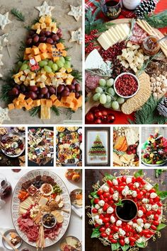 No Cook Christmas Appetizers