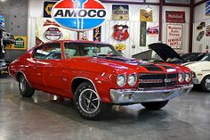 1970 Chevelle SS LS5 SOLD