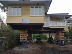 Raised House, Thermal Mass, Good House, Gold Coast, Brisbane, Outdoor Decor, Home, Google Images, Ad Home