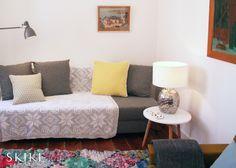 Living room detail, Alfama Duplex Guest House | Skike Design
