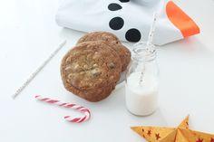 Ciasteczka Cynamonowe - przepis Glass Of Milk, Food, Essen, Meals, Yemek, Eten