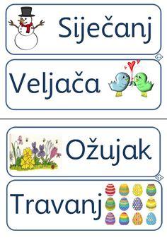 Slikovni rezultat za prvi razred osnovne skole gramatika hrvatskog jezika Frogs Preschool, Preschool Activities, Croatian Language, Seasons Activities, Kids Library, Teaching Science, Classroom Organization, Kindergarten, Crafts For Kids