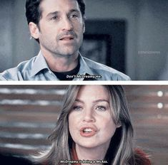 Greys Anatomy Couples, Greys Anatomy Funny, Grey Anatomy Quotes, Grays Anatomy, Meredith E Derek, Meredith And Christina, House Md Quotes, Greys Anatomy Episodes, Grey Quotes