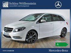 Mercedes-Benz B 200 CDI Edition1 Night-Paket Memory/ Rückfahrk.    Mehr Info unter http://www.swmb.de/news/gebrauchtwagen/geschaftswagen-mercedes-benz-b-200-cdi-edition-1/