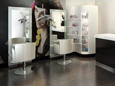 Salon Tour: Salon Mayan Unveiled as First Matrix Inspiration Salon ...