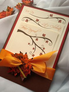 Unique and whimsical, this pocket fold style, tabbed cards wedding invitation is one that your guests will always remember! A wedding invitation is