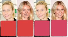 Diary of a Colour Addict: Gwyneth Paltrow and her true colours