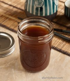 Sweet and Sour Sauce - A Family Feast ¼ cup white sugar ¼ cup brown sugar ¼ cup agave nectar (corn syrup may be substituted) 1/3 cup rice vinegar 1 6-ounce can pineapple juice ¼ cup soy sauce 1 tablespoon ketchup 1 tablespoon corn starch