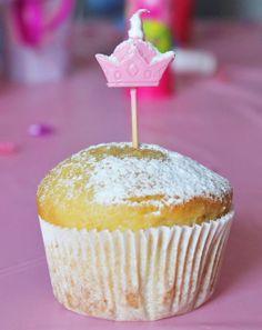 prinzessinnenparty muffin