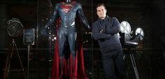 5 curiosidades sobre o filme Batman vs Superman reveladas no CCXP - Super Homem de Henry Cavill