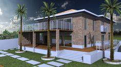 Projeto Casa em 3D