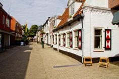 De Langstraat in Wassenaar