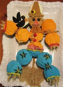 Creative Pull-Apart Cupcake Cakes