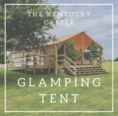 Girls Day Out Ideas, Girl Day, Days Out, Glamping, Tent, Castle, Cabin, House Styles, Store