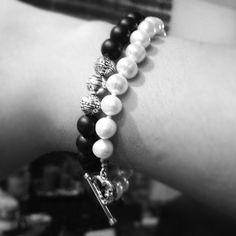 Pearls make me happy