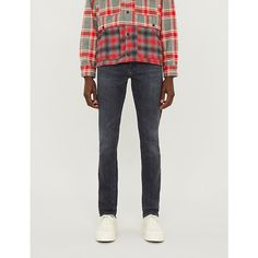 J Brand Tyler tapered-fit stretch-denim jeans Best Savings, Tapered Jeans, J Brand, Stretch Denim, Denim Jeans, Casual, Model, Cotton, How To Wear