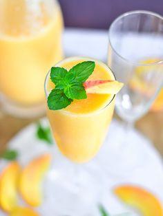 peach-cooler recipe