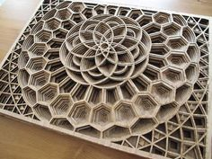 Amazing Laser Cut Wo