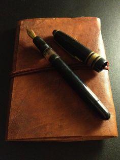 Kein Kommentar 2 – Notizbuchbilder #notebook #diary #stationary #notizbuch #tagebuch #papier #notizbuchblog #leather