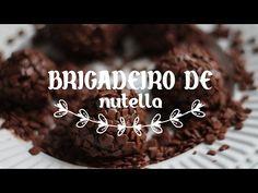 Brigadeiro de Nutella. Receita EM VÍDEO no canal do Gordelícias no YouTube >> http://youtube.com/gordeliciasoficial.