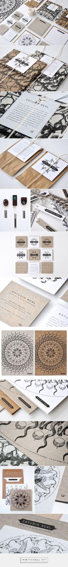 Estudio Real Branding by Design Ranch | Fivestar Branding – Design and Branding Agency & Inspiration Gallery