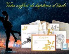 Baptiser une étoile ,le plus romantique & éternel des CADEAUX