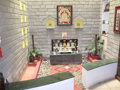 Vastu Interior Design certainly not go out of types. Vastu Interior Design may be embellished in a few approaches each home furniture preferred claim something Indian Home Interior, Indian Home Decor, Room Interior, Home Interior Design, Interior Designing, Mandir Design, Pooja Mandir, Pooja Room Door Design, Home Temple