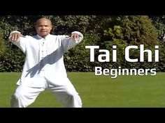 From BodyWisdom's Tai Chi for Beginners with Chris Pei - Intro, Warm-up & Part 1 Yang 24 form - YouTube